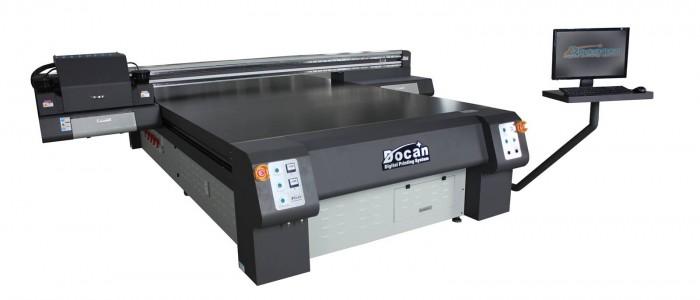 מערכות UV להדפסה שטוחה  Docan Flatbed